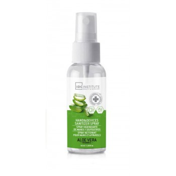 HAND & APPARATEN-SANITZER SPRAY 50 ml ALOE VERA