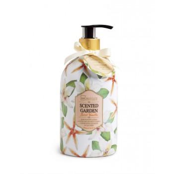 SCENTED GARDEN Hand & bodylotion Vanilla pompflacon 500 ml
