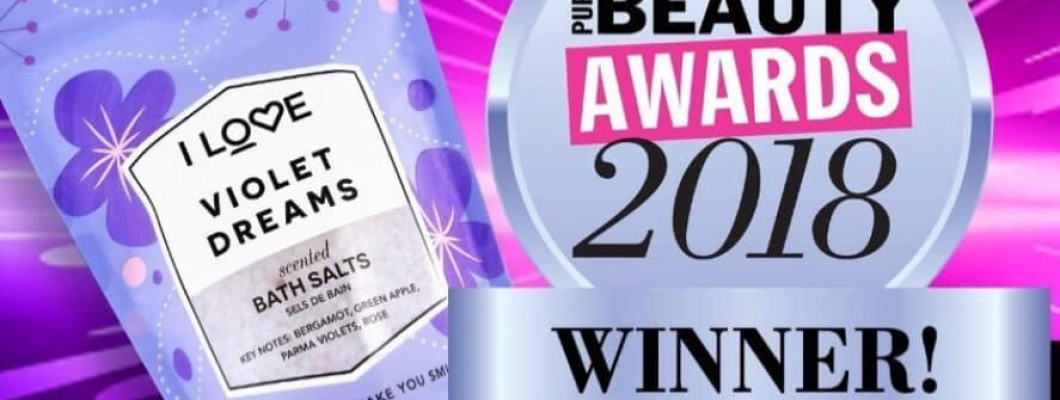 BEAUTY AWARD WINNAAR 2018