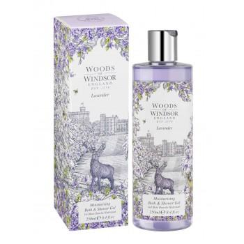 Lavender Bath & Showergel | 250 ml